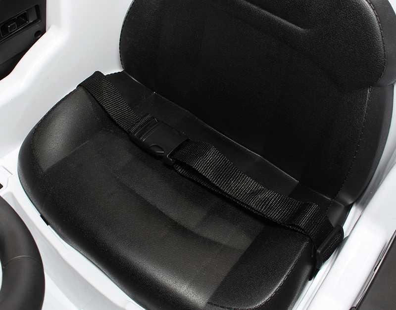 Audi Q7 Kinderauto 2016 - 2-Punkt Sicherheitsgurt
