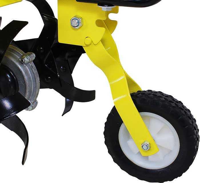Benzin Gartenfräse Gartenhacke Motorhacke Bodenfräse 139cc