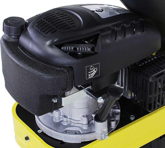 Craftworx Benzin Holzhäcksler - 173cc
