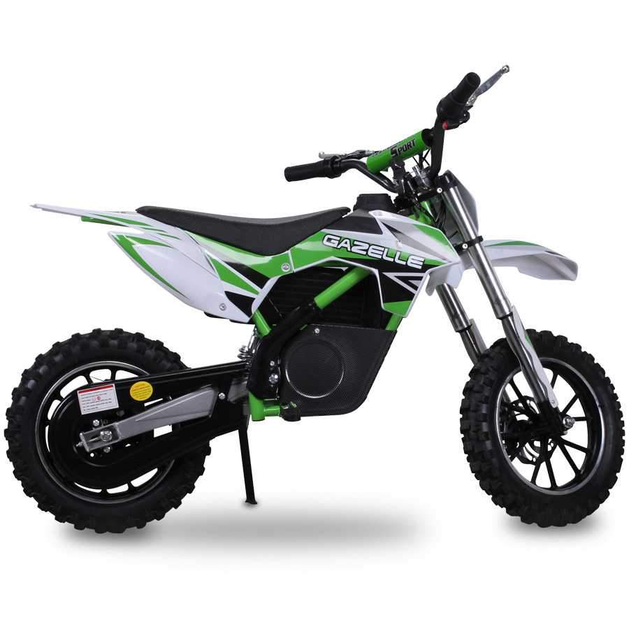Crossbike Gazelle 500 Watt