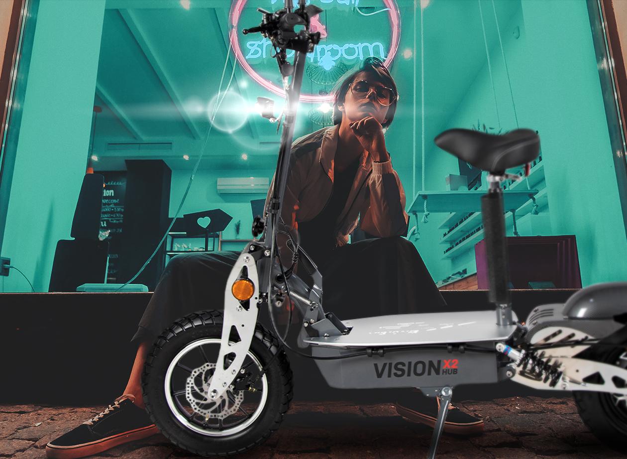 eFlux Vision X2