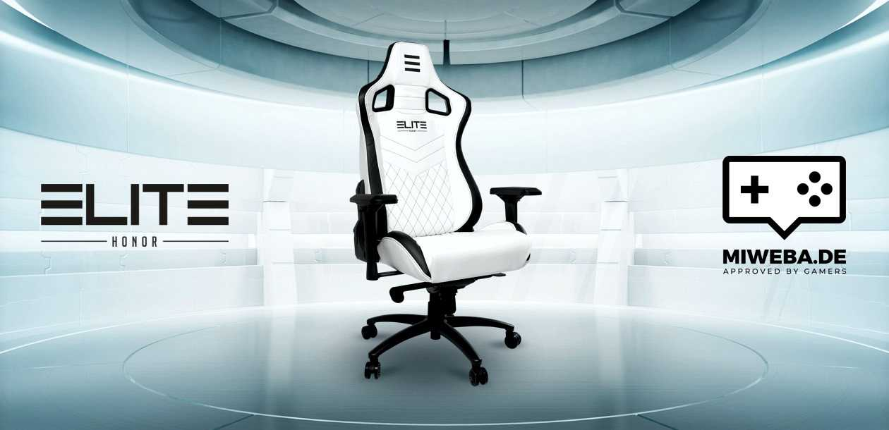 Elite Honor JX-2282 Gamingstuhl aus Kunstleder