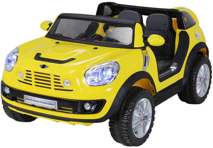 BMW Mini Beachcomber XXL Lizenziert