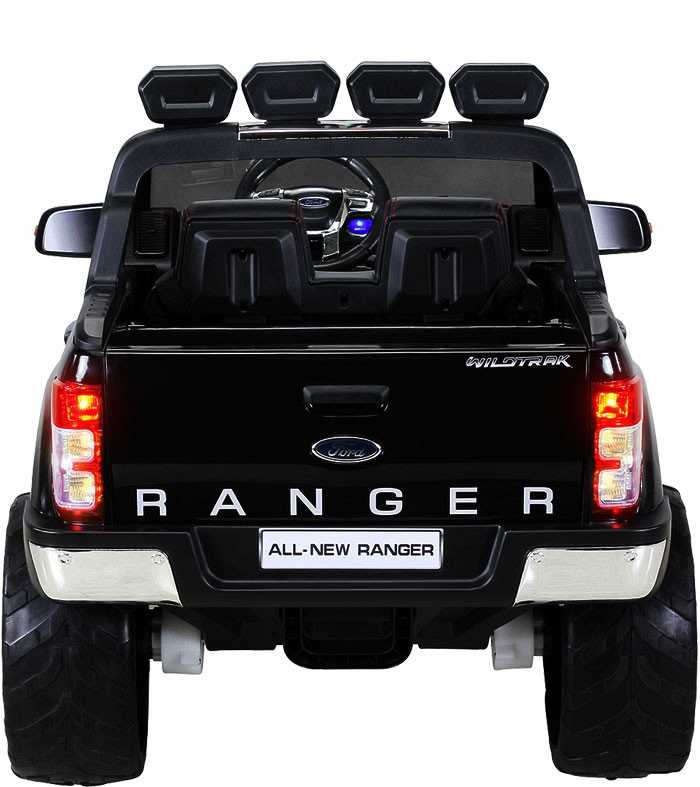 Jeep Ford Ranger