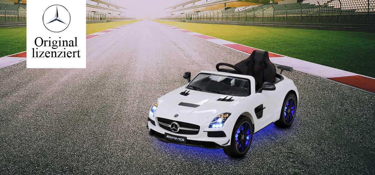 Mercedes-SLS AMG Deluxe