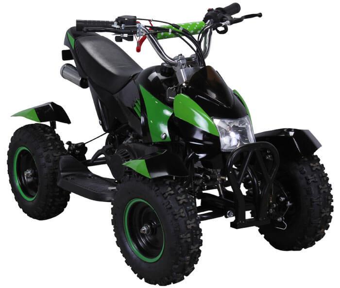 Mini Kinder ATV 800 Watt Racer