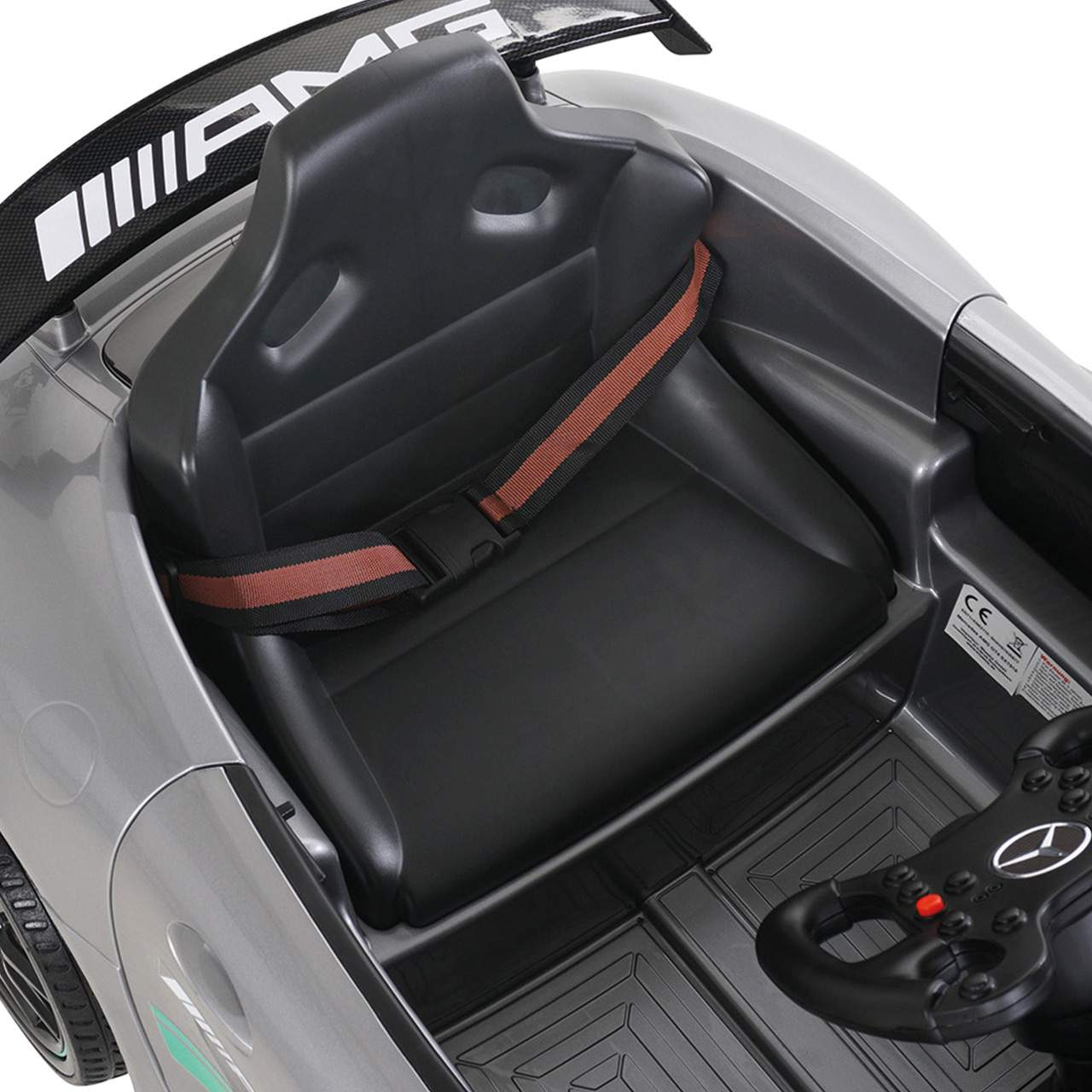 Kinder Elektroauto Mercedes GT4 Lizenziert