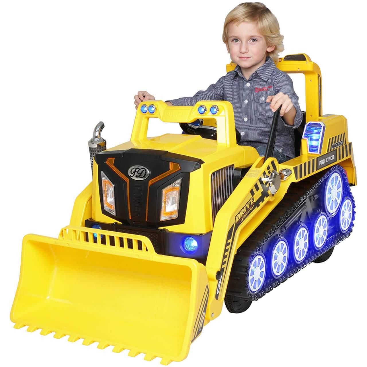 Der Kinder Elektrobagger ZP10005