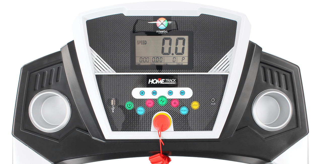 Miweba Sports Laufband Hometrack HT1000