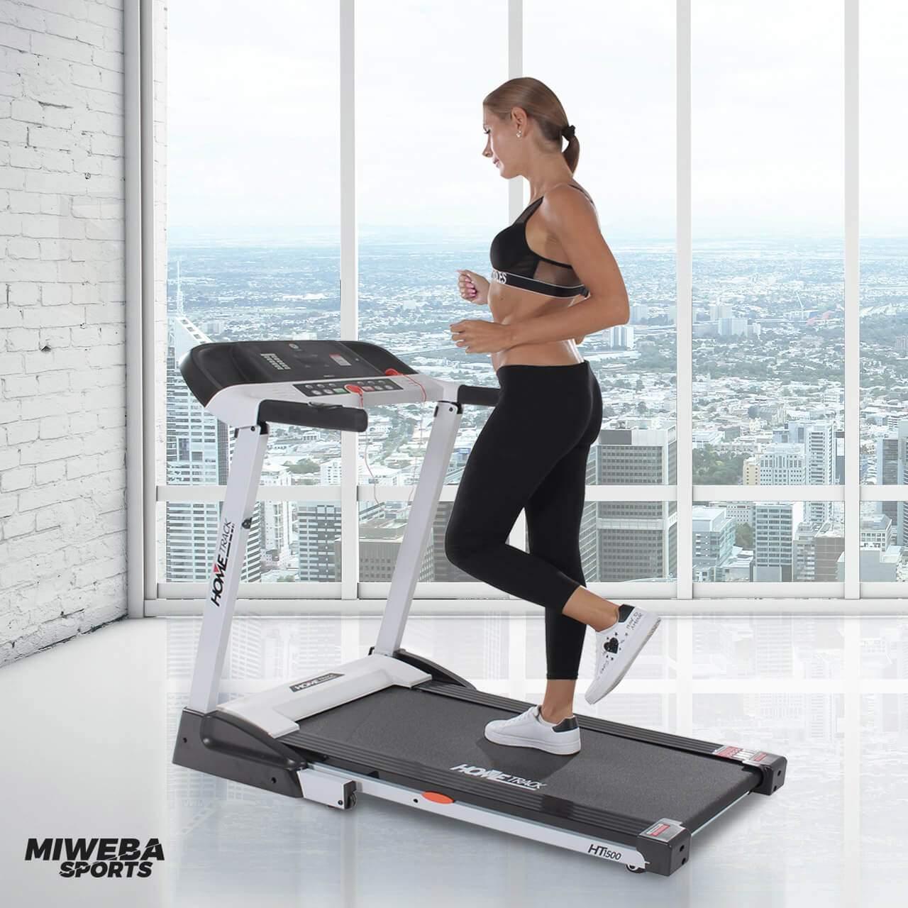 Miweba Sports Laufband Hometrack HT1500