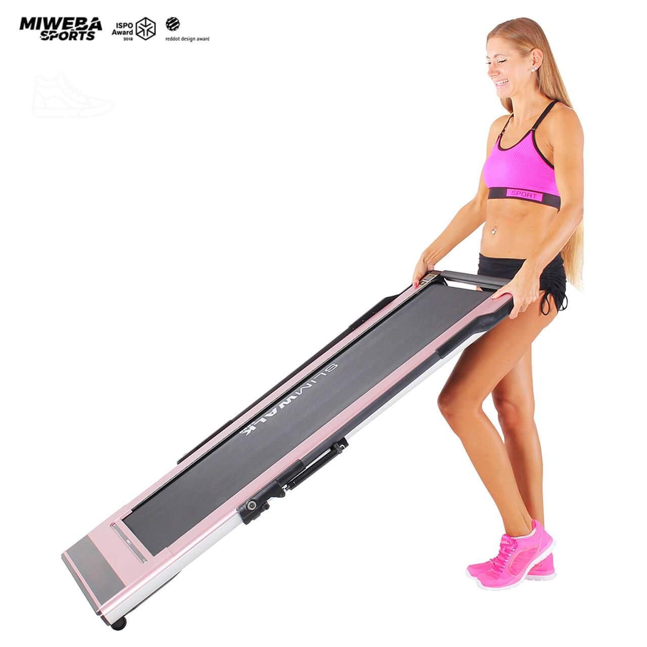 Miweba Sports Laufband SlimWalk S200