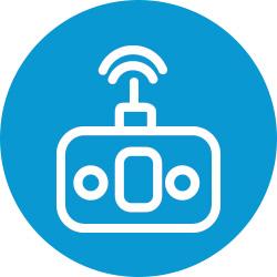 2,4 Ghz Fernbedienung