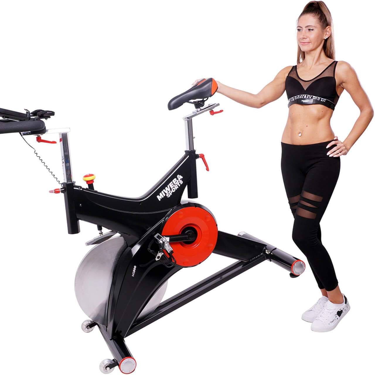 Miweba Sports Fitnessbike MS500