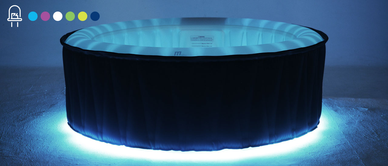 MSpa Aurora Whirlpool