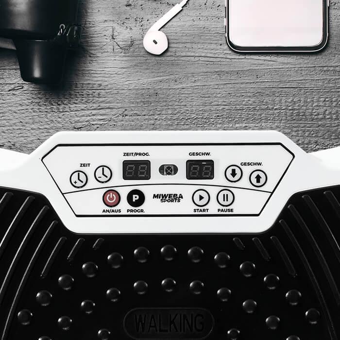 Vibrationsplatte MV100