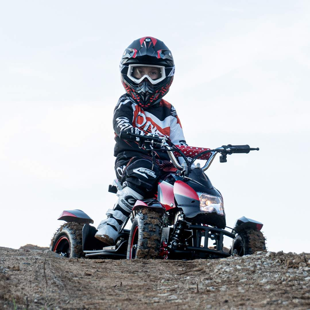 Mini Kinder ATV 800 Watt Racer