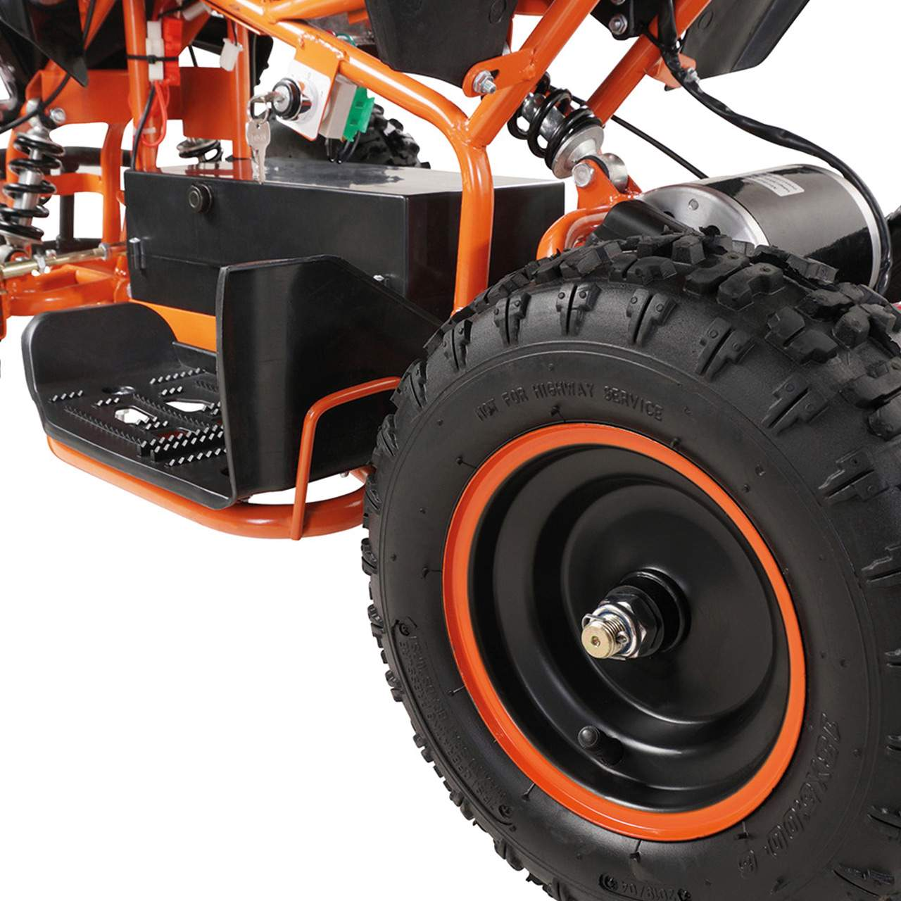 Kinder Quad Racer - 1000 Watt