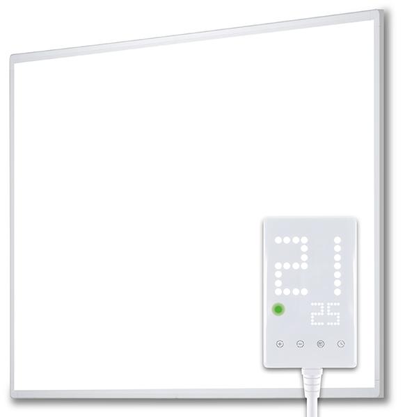 Promiennik podczerwieni Heidenfeld model HP100 w kolorze białym