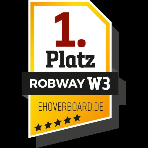1. Platz bei ehoverboard.de