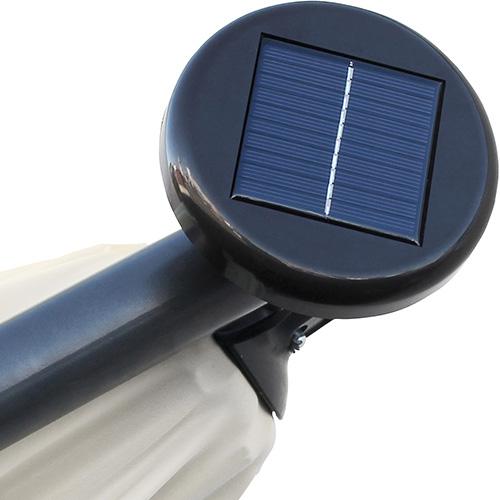 Ampelschirm Sunny LED