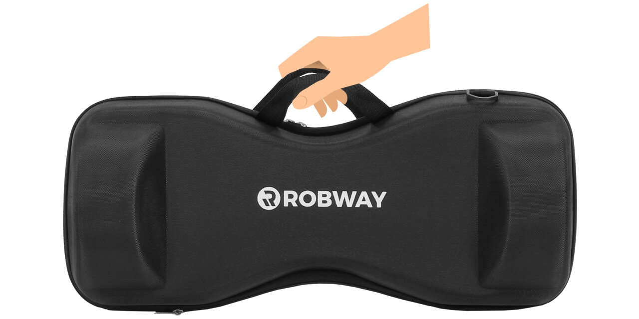 Robway Hoverboard Hardcover